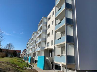 Sanierte 3-Zimmer-Wohnung mit Balkon und Aufzug