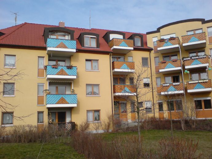 DG-Wohnung mit Carport und Balkon in Wittichenau