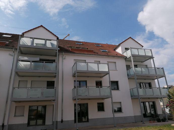 Charmante 3 ZKB Wohnung mit Terrasse in Heddesheim