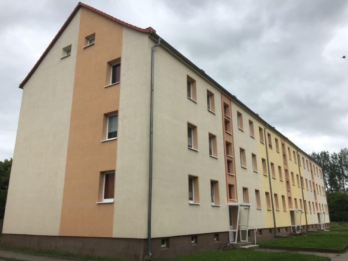 2,0 Raum Wohnung in fünf Kilometer Entfernung zu Greifswald