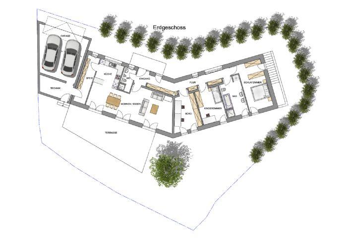 Rarität - alles auf einer Ebene Einfamilienhaus in Landshut