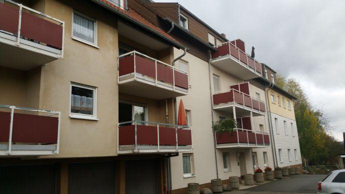 Günstig gelegene 3 ZKB  mit Balkon (322)