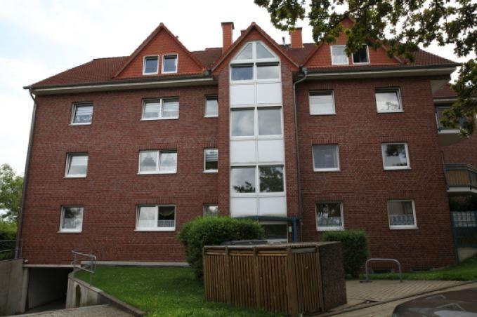 Schicke kleine Wohnung mit Balkon und EBK in HI-Ochtersum