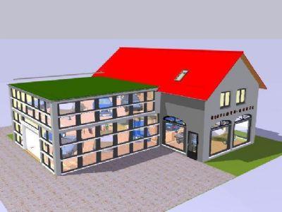 Pirna Industrieflächen, Lagerflächen, Produktionshalle, Serviceflächen