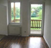 Große, helle 2-Raum-Wohnung mit Balkon in Löbau