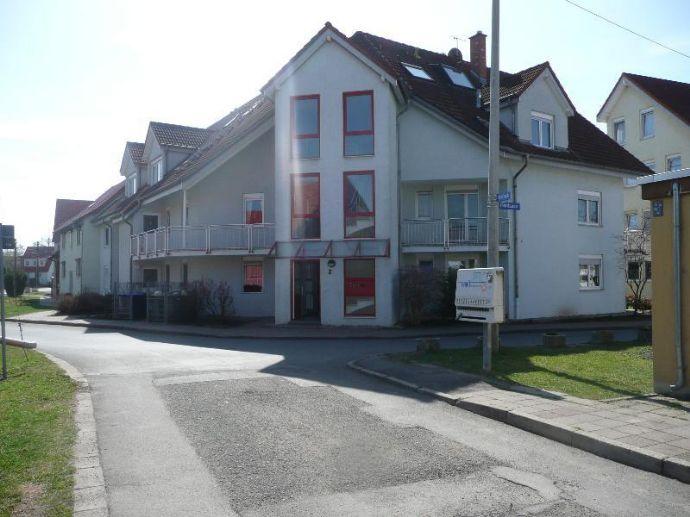 2-Zimmerwohnung mit Balkon in ruhiger Wohnlage in Frienstedt
