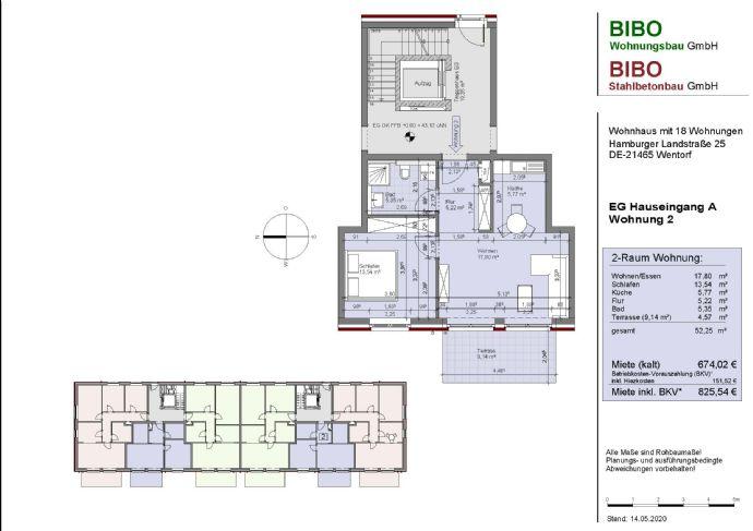 HLandstr25_WE02 - Modernes Apartement