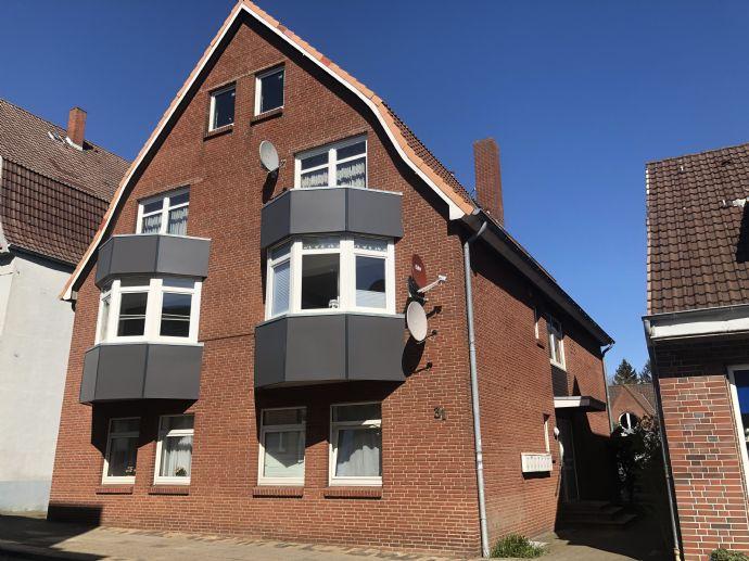AUFNAHMESTOPP - Wohnen direkt in der Husumer Innenstadt -