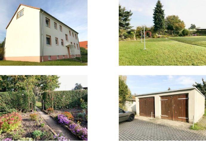 2-Zimmer-Wohnung mit Garten in Stauchitz zu vermieten