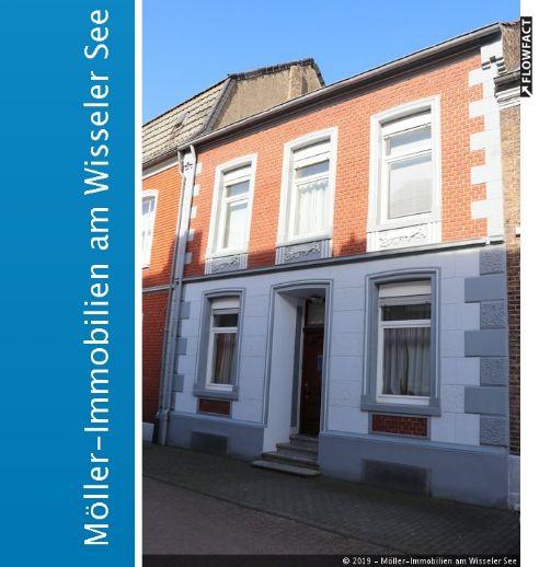5-Zi.- Juwel in Grieth am Rhein - das Haus mit dem gewissen Etwas f. die anspruchsvolle Klientel !