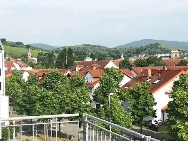 Moderne Maisonette mit Dachterrasse in guter Lage von Bensheim
