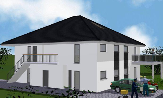 Eigentumswohnung über zwei Etagen
