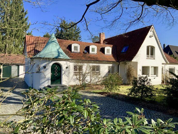 Ehemalige Bahlsenvilla Region Hannover