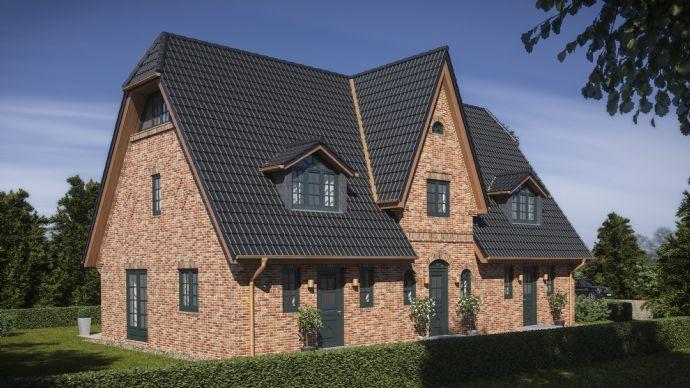 Neubau - 3 exklusive Hausteile in Südlage
