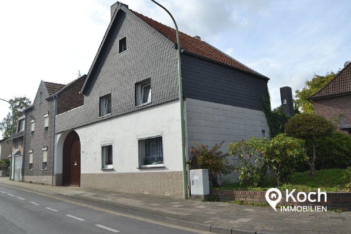 Sanierungsbedarf! Zwei Häuser im Zentrum von Baesweiler!