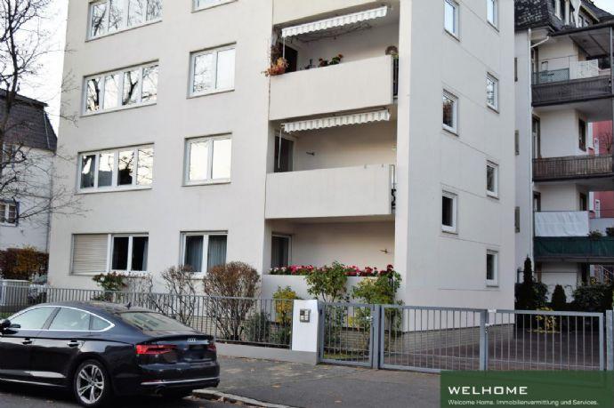 4,5 Zimmer Wohnung in Frankfurt (Nordend-West)