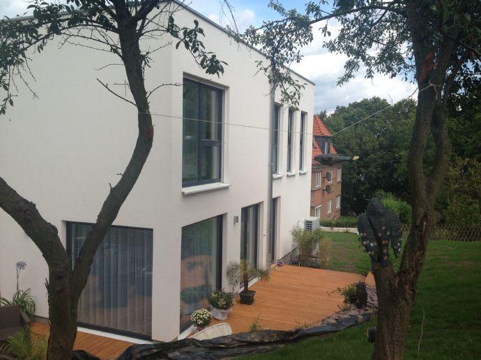 Moderner Wohnplatz in Radebeul Altkötzschenbroda