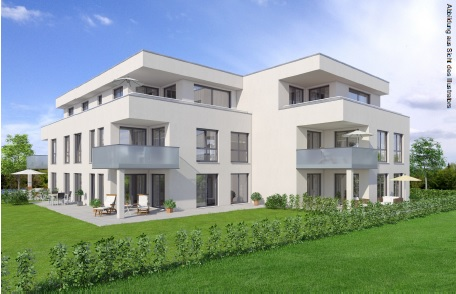 Durchdachte 3 oder 4 ZKB mit Terrasse und großem Privatgarten!