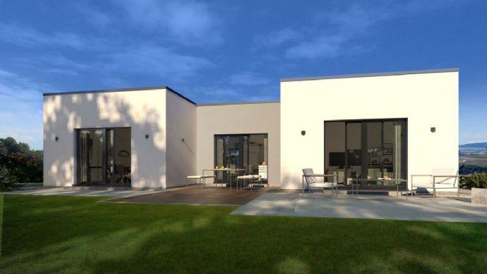 OKAL Haus - Bungalow der Extraklasse mit Keller & Grundstück!