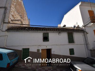 Montefrío Häuser, Montefrío Haus kaufen