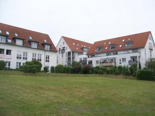 schöne 2 Zimmer-Maisonettewohnung mit Balkon
