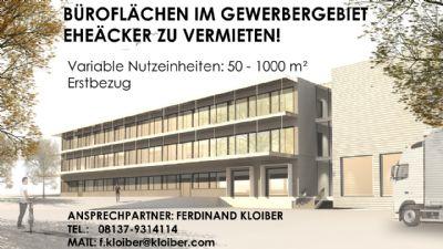 Petershausen Büros, Büroräume, Büroflächen