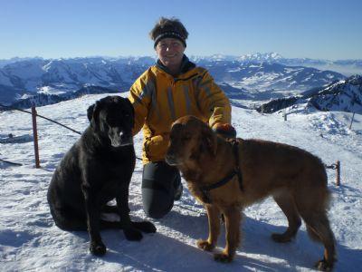 Hundeurlaub ganz speziell im Haus Christl Cranz in Steibis im Allgäu