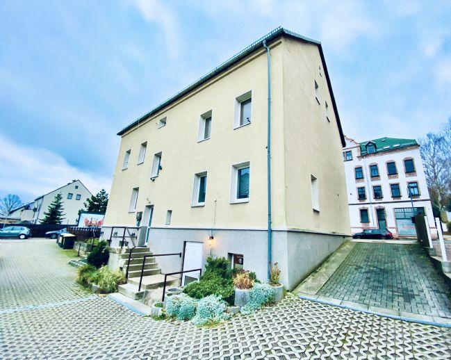 Vollvermietetes Mehrfamilienhaus in Chemnitz mit Entwicklungspotenzial