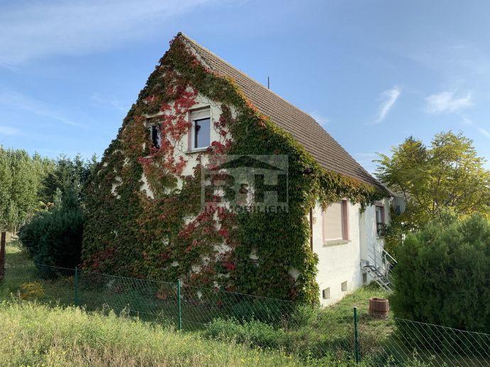 Alleinstehendes Eigenheim mit ca. 150 qm WNFL,Keller, Garage auf ca. 940 qm nahe Stausee