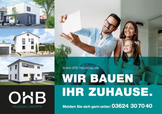 Baugrundstück für ein Einfamilienhaus in Wutha-Farnroda im Baugebiet
