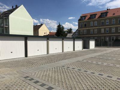 Burg Garage, Burg Stellplatz