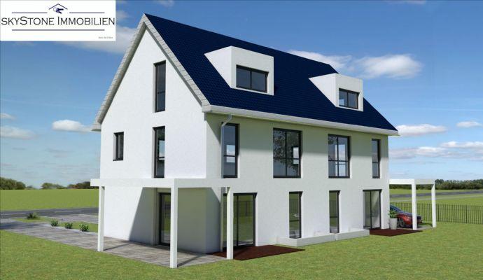 ***NEUBAU***Hochwertige Doppelhaushälfte mit Keller in Ludwigshafen-Mundenheim***SCHLÜSSELFERTIG