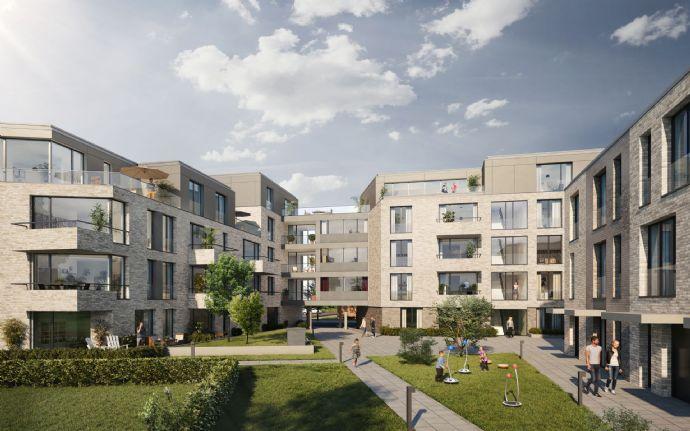 Neubauwohnung in Celle - Wildgarten-Quartier