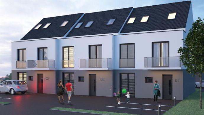 Modernes Neubauprojekt - großzügiges Reihenendhaus in sehr guter Lage - provisonsfrei!