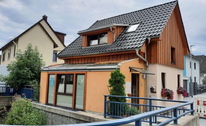 Haus statt Wohnung -Ökologie Haus