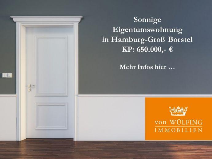 Gemütliche Eigentumswohnung in Hamburg-Groß Borstel ...