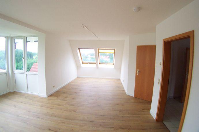 Dreizimmerwohnung in Suhl-Lautenberg