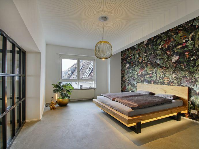 Luxus pur - möbliertes Loft mitten