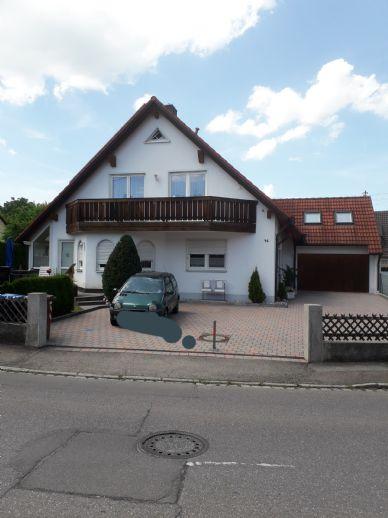 3 ZKB mit Wintergarten und 2 Terrassen.