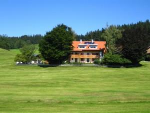 Landhaus Berkmiller - Ferienwohnung