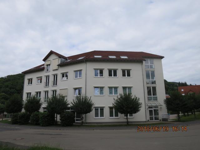 Singlewohnung - zentral und bequem mit Fahrstuhl im Suhler Rimbachcenter in der Stadtmitte von Suhl