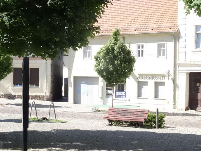 Wohn- und Geschäftshaus mit Entwicklungspotential