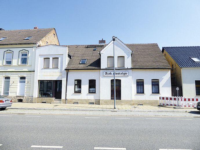 Wohn- und Geschäftshaus in Oschersleben