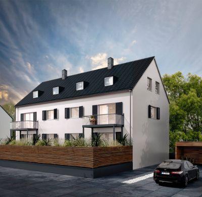 Mehrfamilienhaus mit Baugenehmigung