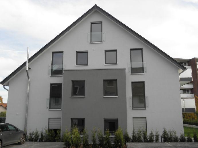 Neubau-/Obergeschosswohnung in guter Lage von Bi-Babenhausen
