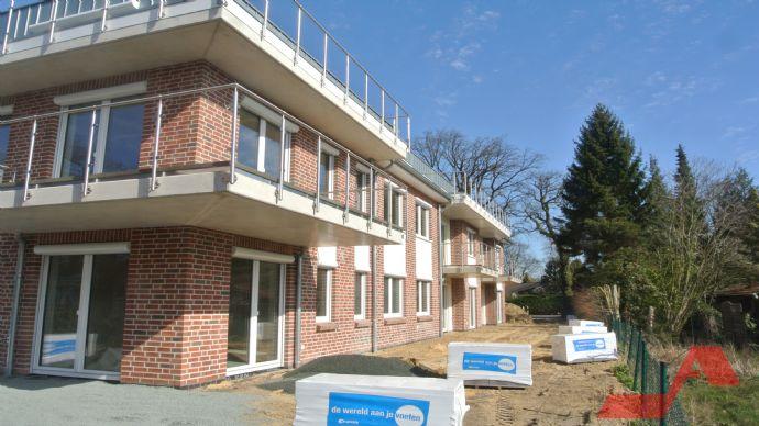 Erstbezug einer Penthousewohnung in Buschhausen