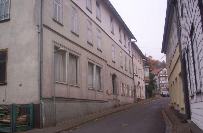 ehemalige Pension, Marktnah mit 4 Anrainerwohnungen-teilweise vermietet, zu verkaufen