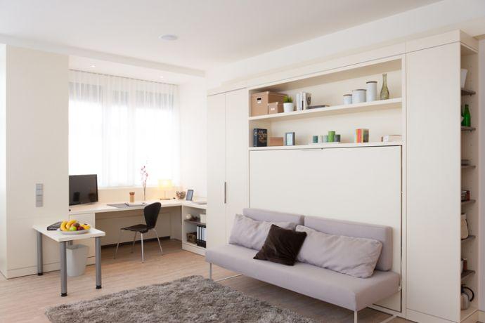 1 Zimmer Wohnung in München (Milbertshofen-Am Hart)