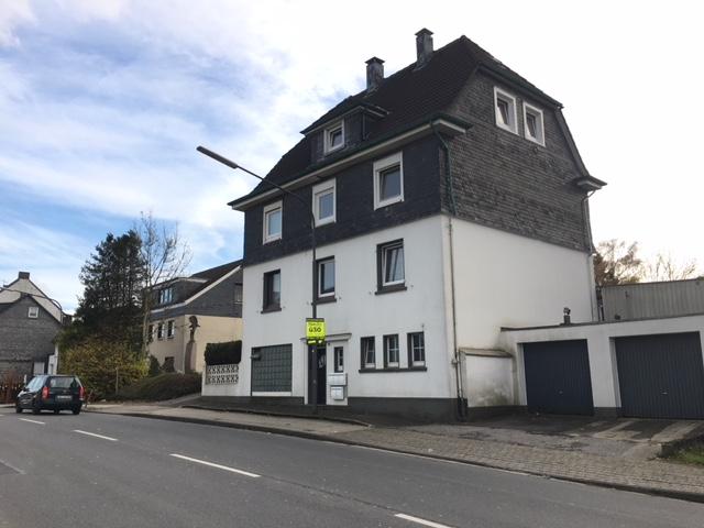 Kleine 2 Zimmer Wohnung in Wermelskirchen (DG)
