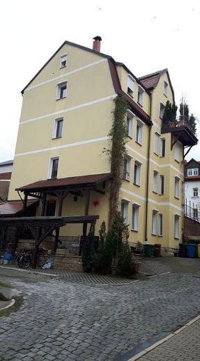 Mehrfamilienhaus im Stadtzentrum von Jena